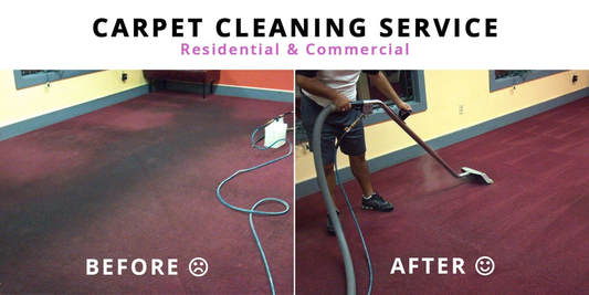 Before And After For Carpet Cleaning Toronto